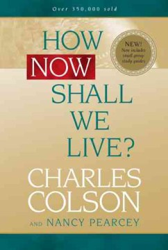 how-now-shall-we-live